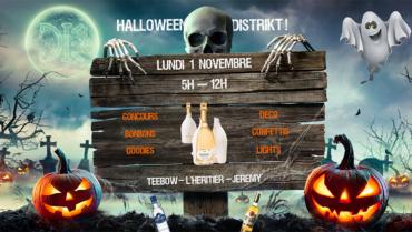 Halloween au Distrikt XII
